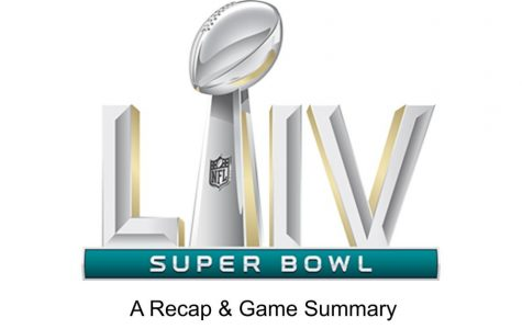 Super Bowl 54- A game between the San Francisco 49ers and the Kansas City Chiefs that resulted in the victory by the Chiefs.