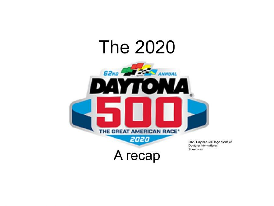 Daytona 500 and what happened