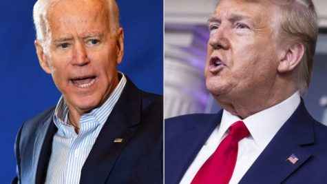Biden and Trump often traded harsh and fiery words when debating