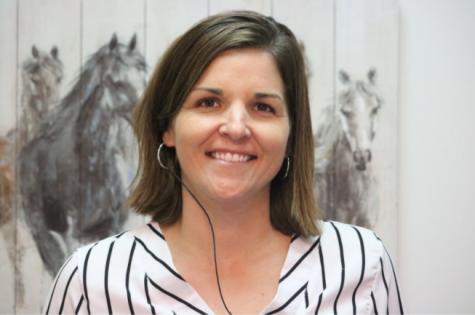 Assistant Principal Tarah Staton