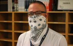 Assistant Principal Jeremy Thompson