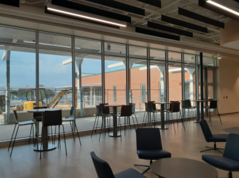 New+cafeteria+opens