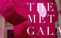 This is the logo of the 2021 Met Gala which took place on Sep. 13.