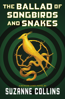 """This book is an extremely well written and much needed look into the inner workings of the main antagonist of the """"Hunger Games"""" series."""